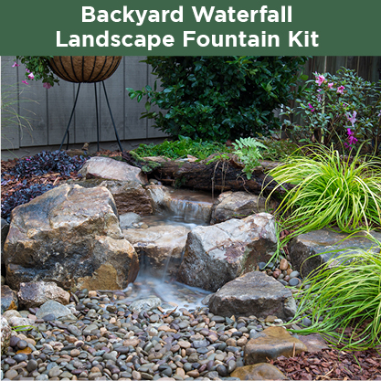 Backyard-Waterfall-Landscape-Fountain-Kit-3