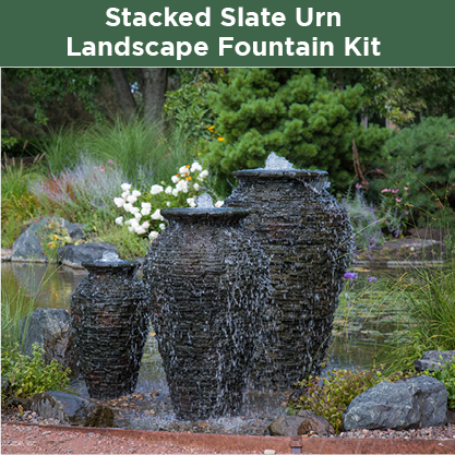 Stacked-Slate-Urn-Landscape-Fountain-Kit-3