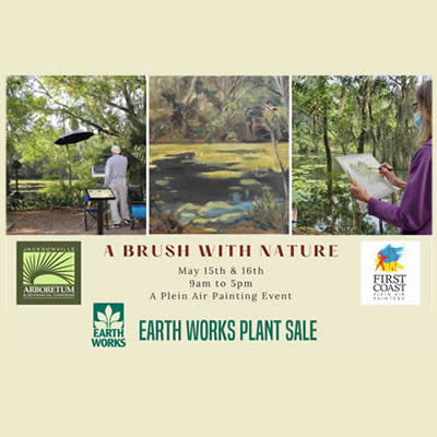 Earth Works Plant Sale at Jacksonville Arboretum & Gardens May 15-16, 2021