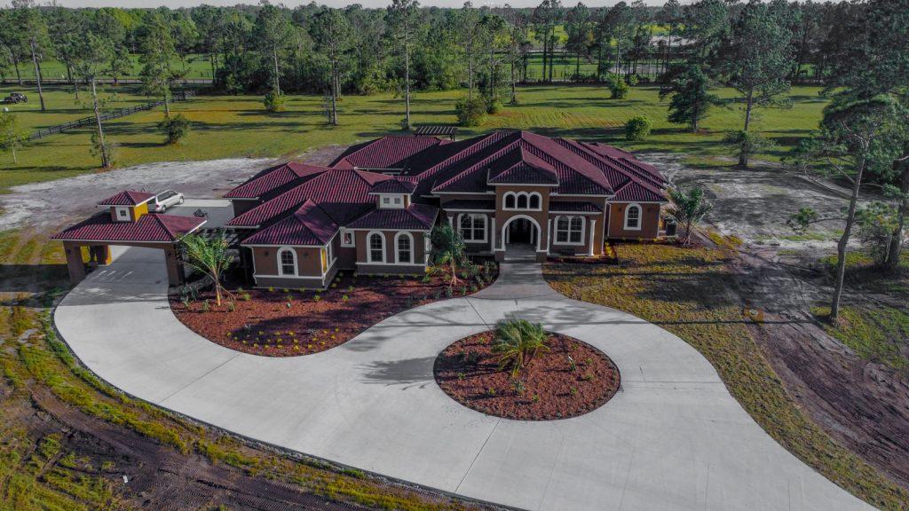 Earth Works of Jacksonville Landscape Design for Curb Appeal