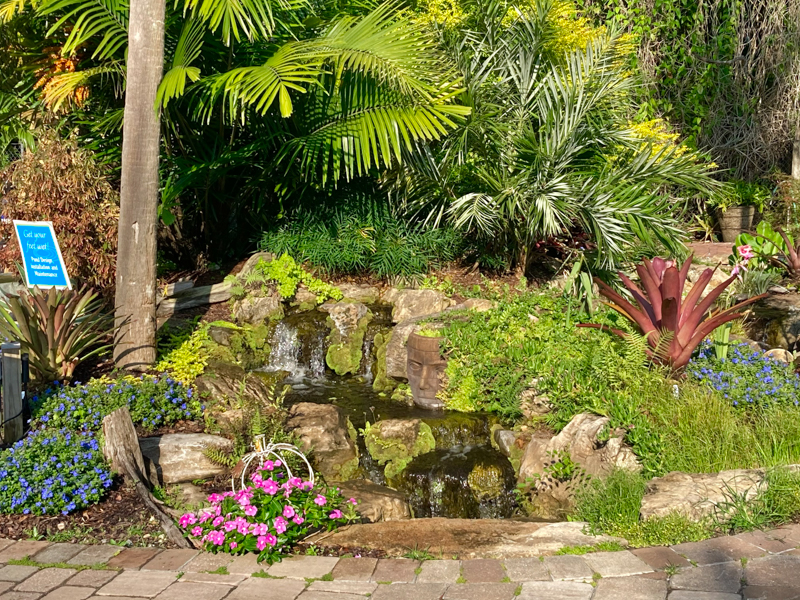 Earthworksjax pondless water features