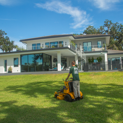 Sod Choices for Northeast Florida