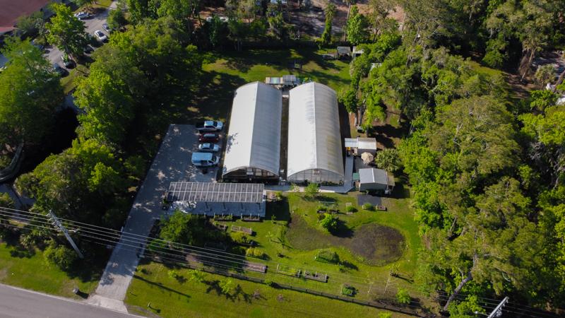 GYO Greens Ponte Vedra Aquaponics Farm